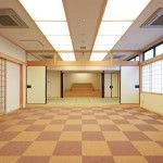 隈之城中央斎場_法要式場