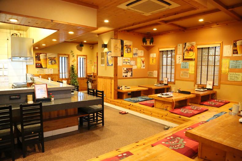 Nigiyaka屋吉ちゃん店内05