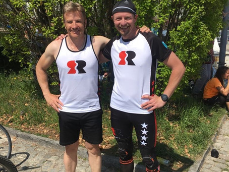 22.04.2018 Rennbericht 16. Züricher Marathon, Cityrun und Teamrun