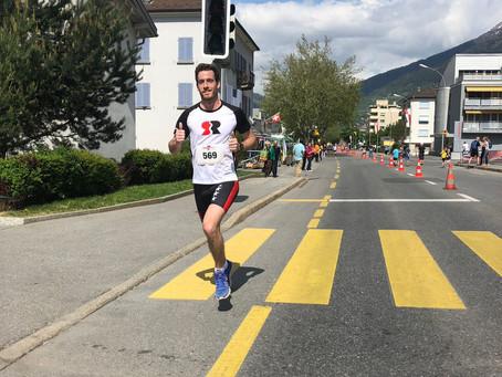 28.04.2018 Bericht Brig-Gliser Stadtflauf