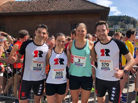 14.04.2018 Rennbericht 49. Rotseelauf Luzern