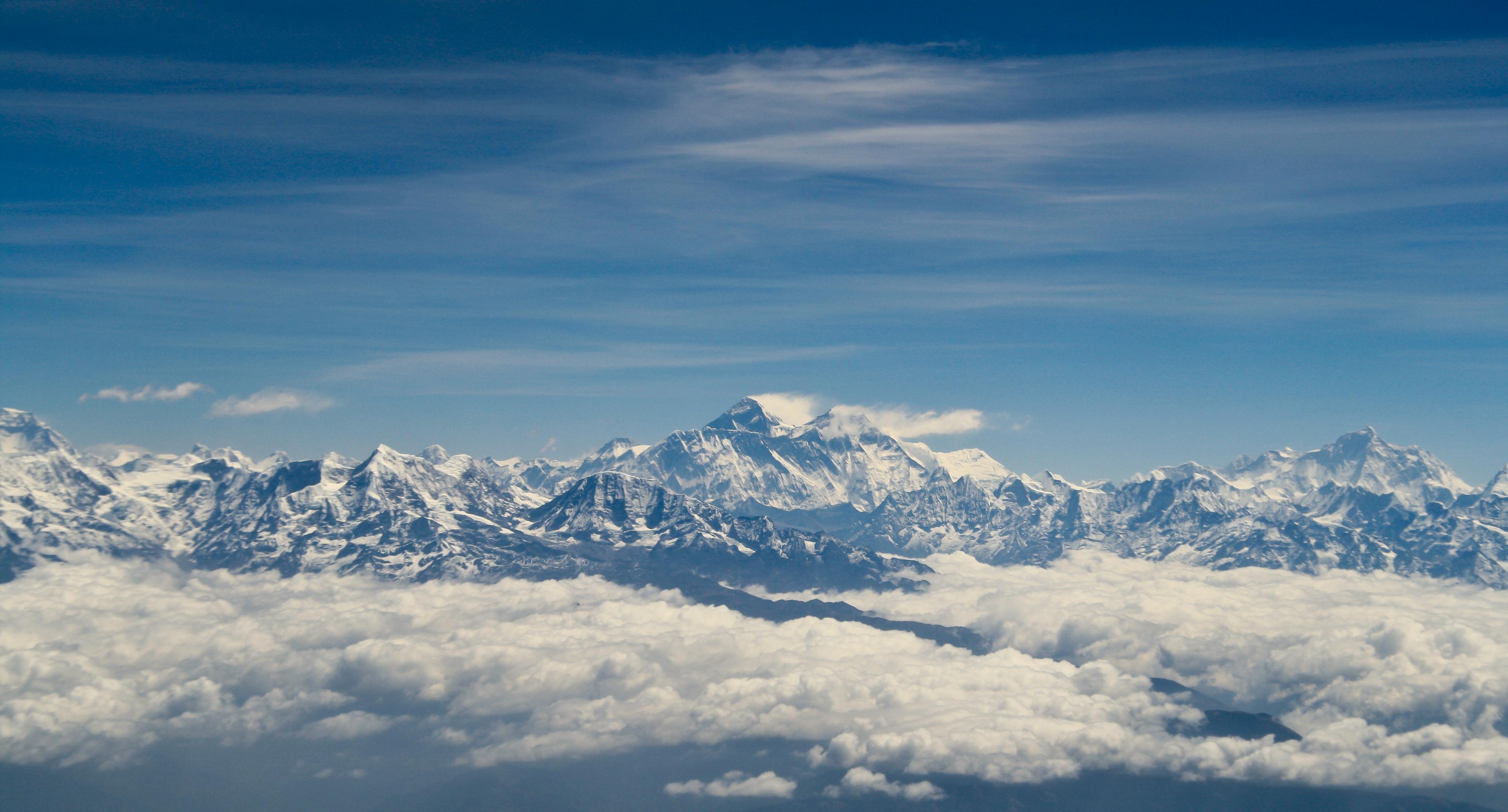 The Himalayas (Nepal)