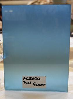 Acidato blu