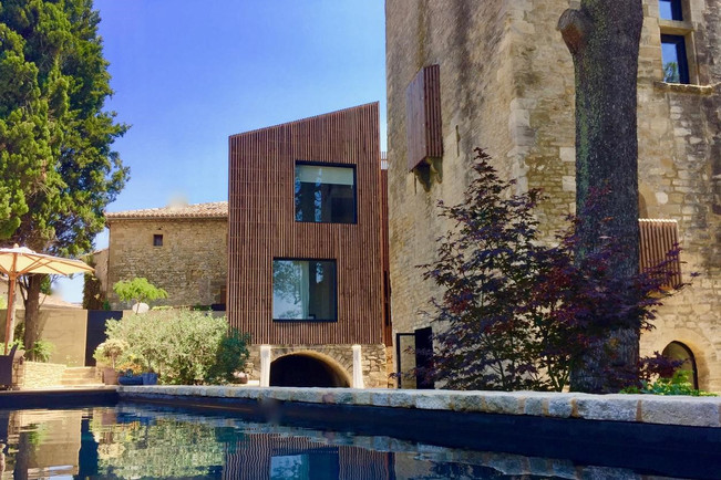 Where to stay in and around Uzès