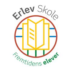 Erlev Skole Logo