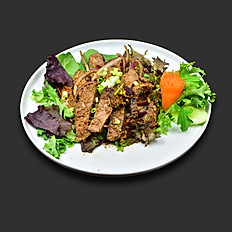 Thai Spicy Beef Salad (Nam Tok)