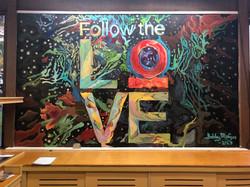 Follow the Love