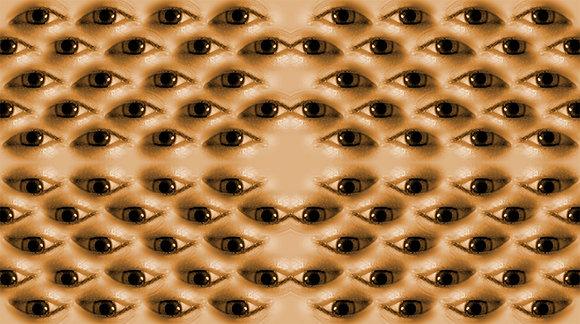 Eye Hive - Fine Art Print