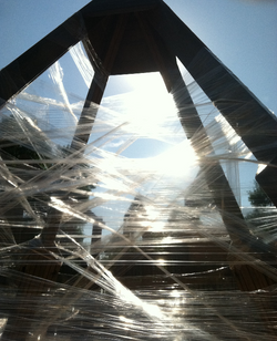 Plastic Pyramid