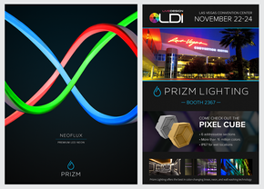 Prizm Lighting posters