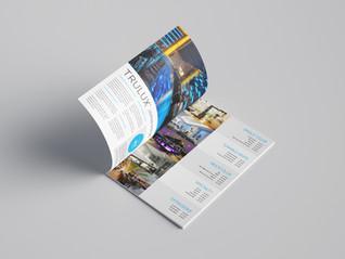 Trulux Catalog Intro Spread