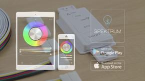 Bluetooth Tape Light Kit Product Video