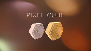 Pixel Cube Product Video