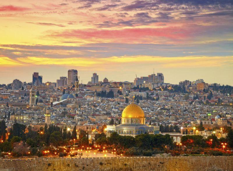 June 1-13, 2017 Israel Trip