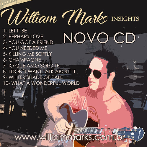 NOVO CD WILLIAM MARKS - INSIGHTS