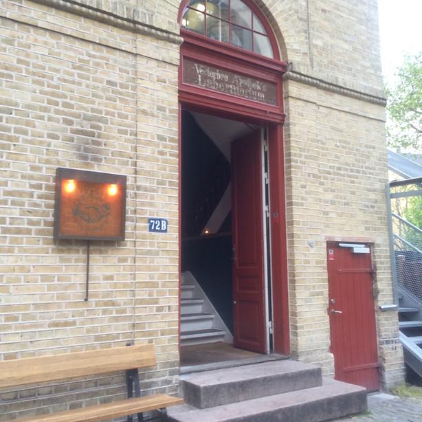 一個人去旅行系列!丹麥哥本哈根三日兩夜 Day 1(whisky bar 篇)