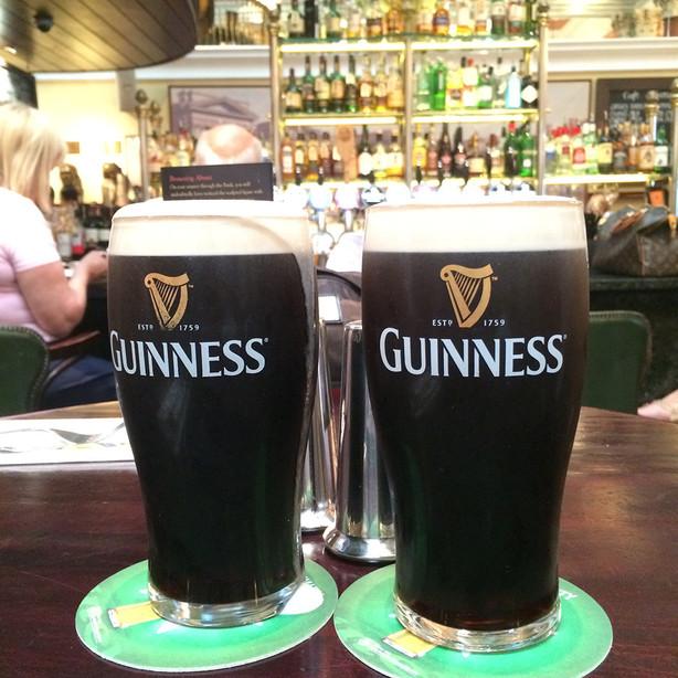 愛爾蘭喪飲Guinness 之旅 Day 1