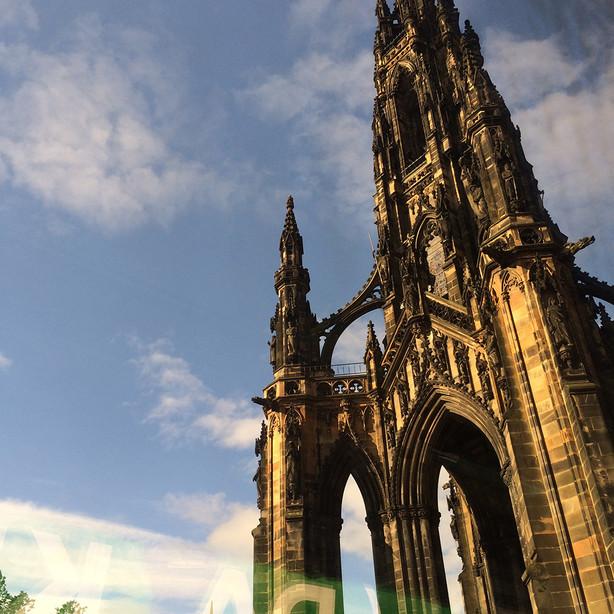 最熱鬧的蘇格蘭!愛丁堡Fringe Festival 四天遊 Day 1