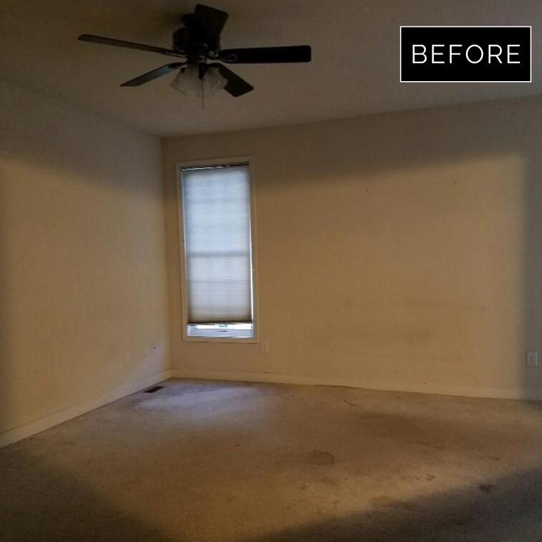 Lexington- Living Room BEFORE