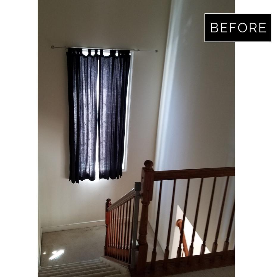 Lexington - Staircase BEFORE