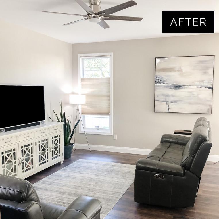 Lexington - Living Room AFTER