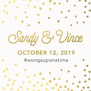 Sandy & Vince