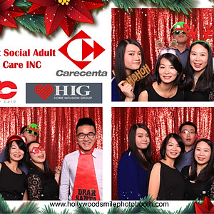 Home Care Holiday Party