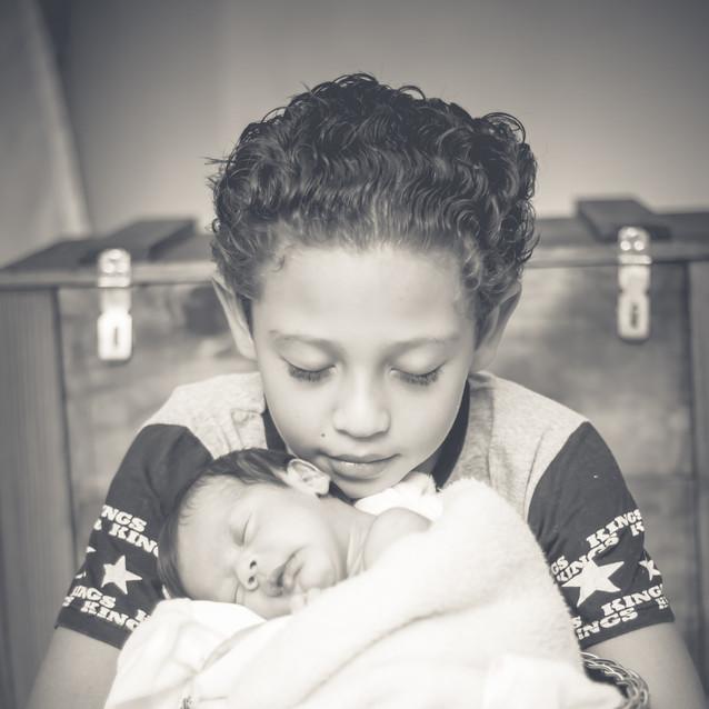 Anna Clara - Newborn