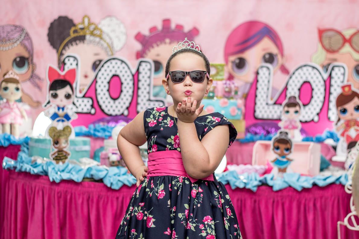 Festa Infantil - Aniversário