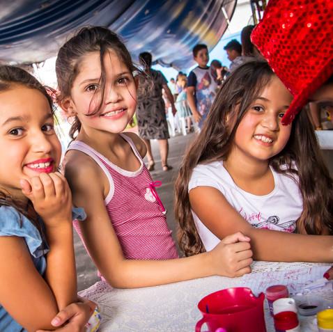Giovana 7 anos - Festa Infantil