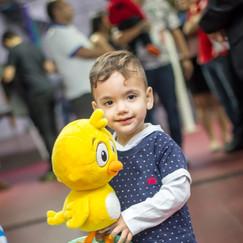 Luan 3 anos - Festa Infantil