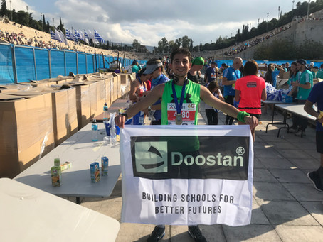 5 Life Lessons From Completing The Athens Marathon