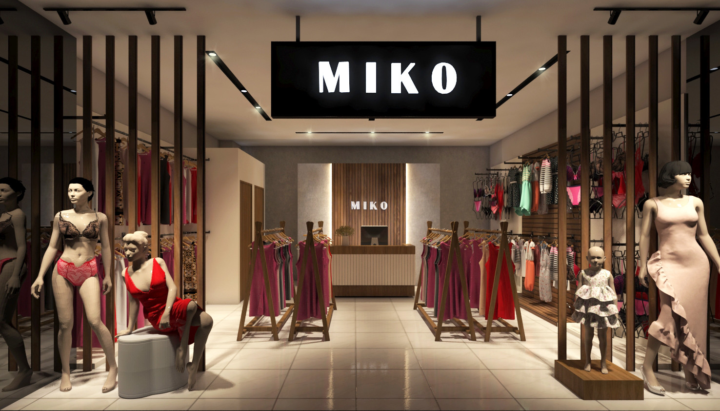 Miko Boutique store