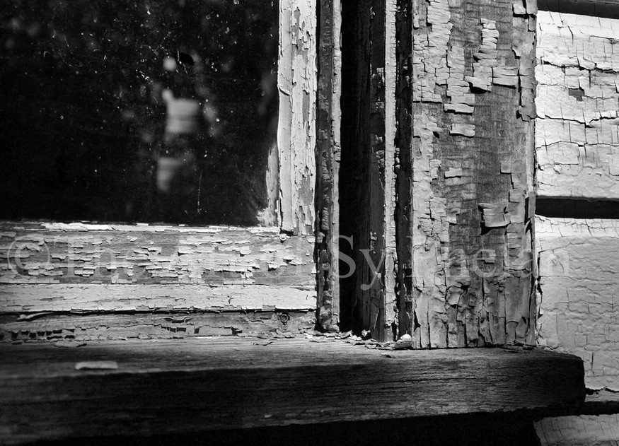 """Rustic Window"""