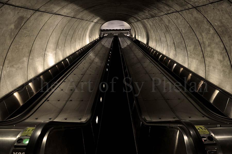 """""""Apocalyptic Subway"""""""