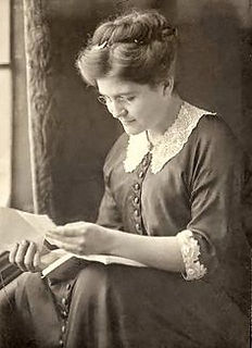vintage photo of woman reading