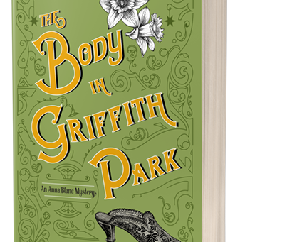 Totally different. Totally awesome. THE BODY IN GRIFFITH PARK on Mysteryrat's Maze Podcast