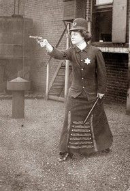 First Female Cops, Prostitution, and Corruption in 1900s Los Angeles - A Radio Interview