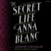 The Secret Life of Anna Blanc Audio cover