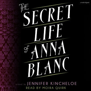 The Secret Life of Anna Blanc Audio cover