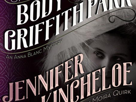 THE BODY IN GRIFFITH PARK Audiobook is Here