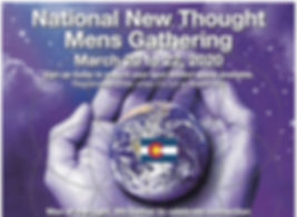 National New Thought  Mens Gathering  20