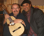 Phil Cachi Velez & Yomo Toro