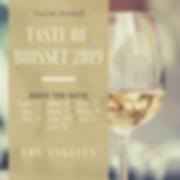 Taste of boisset meeting dates LA.png