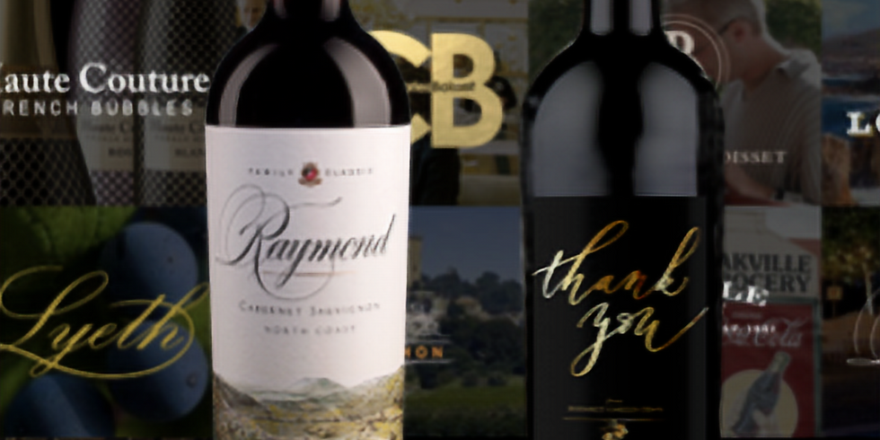 Taste of California Wine Country: A Virtual Tasting Experience