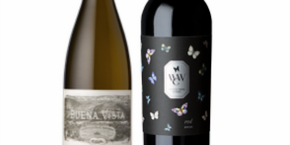 Taste California Wine Country: A Virtual Tasting Experience