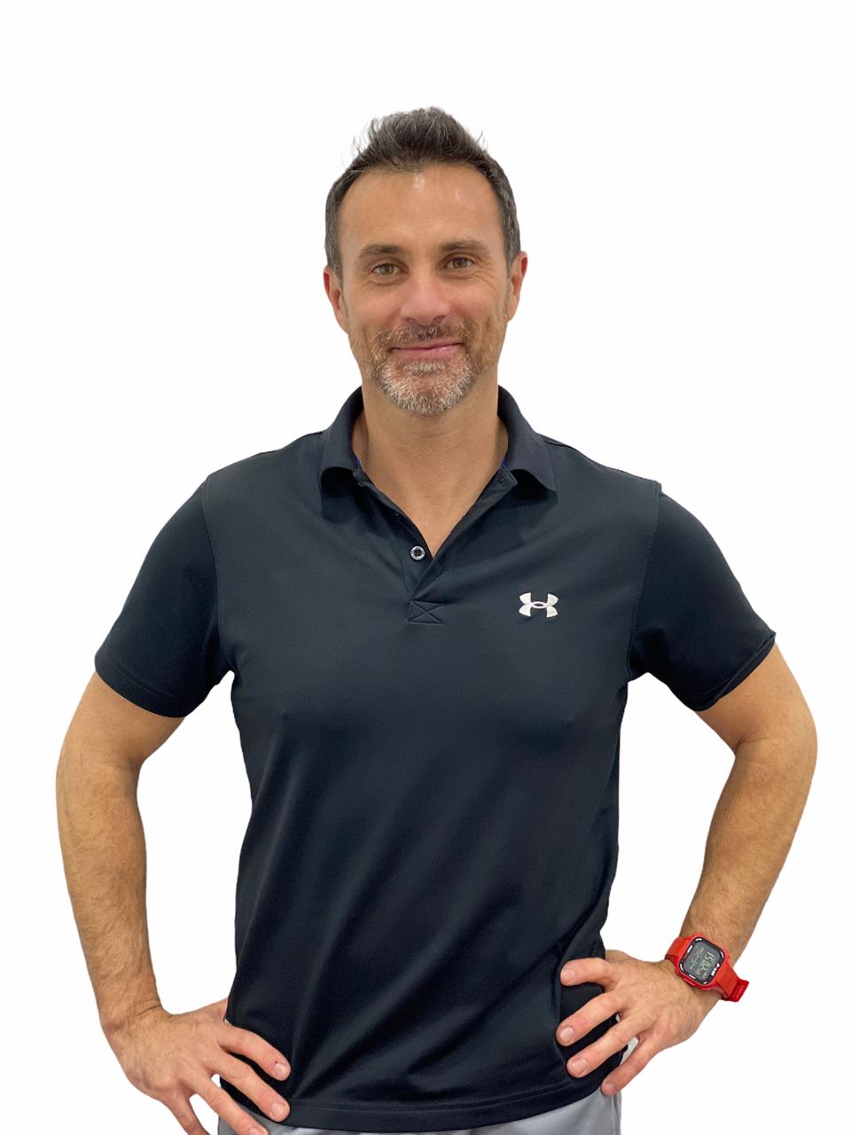 VÍCTOR PARRA. Fisioterapeuta y Readaptador Deportivo