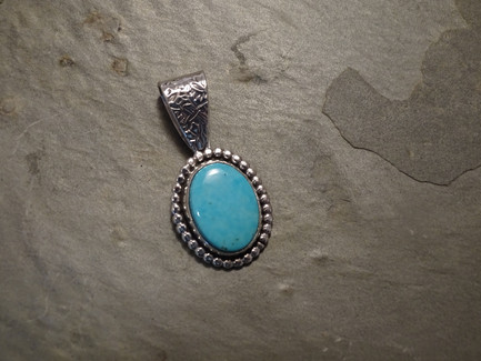 Turquoise Necklace by Cliff
