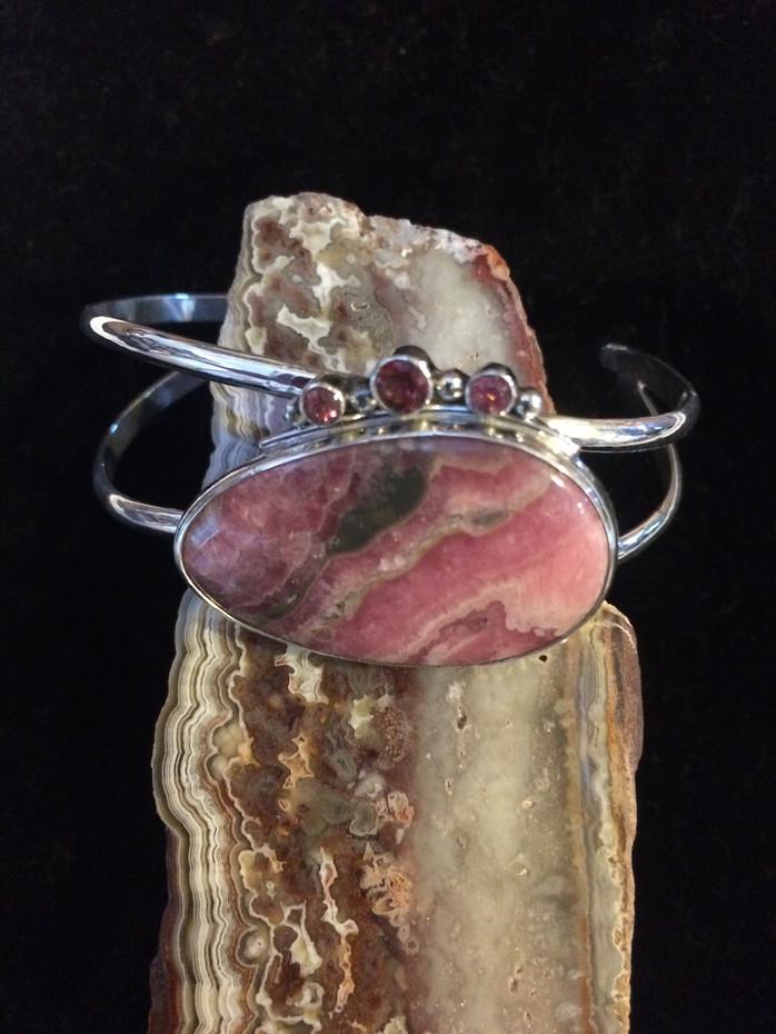 Ode to Pink Bracelet by Sam