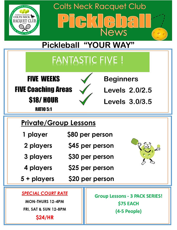 2021 SEPT  Pickleball OVERVIEW FLYER for Lessons, Private Bookings.jpg